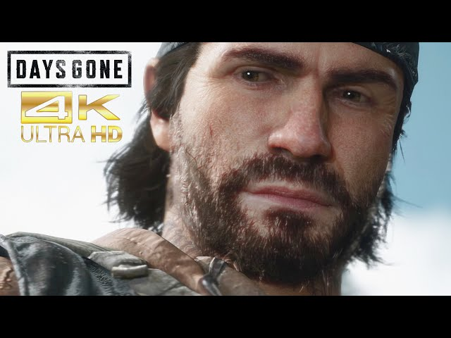 HOW GOOD IS DAYS GONE ON PS5? - PlayStation 5 Walkthrough Gameplay Part 1 (4K)