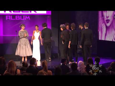 One Direction - Favorite Pop/Rock Album American Music Awards 2013