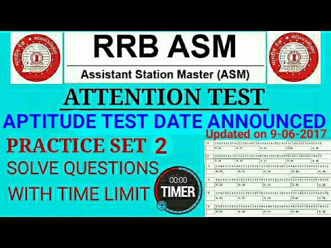 ATTENTION TEST 02(ADD OF ODD NUMBERS) || PRACTICE SET WITH TIME LIMIT || RRB NTPC 2015