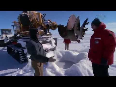 Under the Antarctic Ice Beauty of The Nature HD