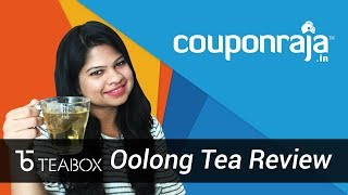Oolong Tea Unboxing and Review |TeaBox (March 2018)