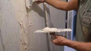 Выравниваем стену,экономим деньги ч.1 устанавливаем маяки