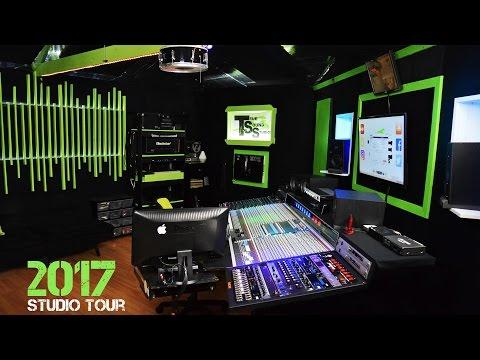 Studio Tour: True Sound Studios 2017 (Control Room)