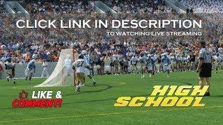 Wellesley vs Lincoln-Sudbury | Massachusetts Lacrosse | LIVE-HD High School 2019