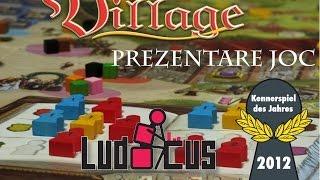 Village - Cronica generatiilor - Prezentare joc