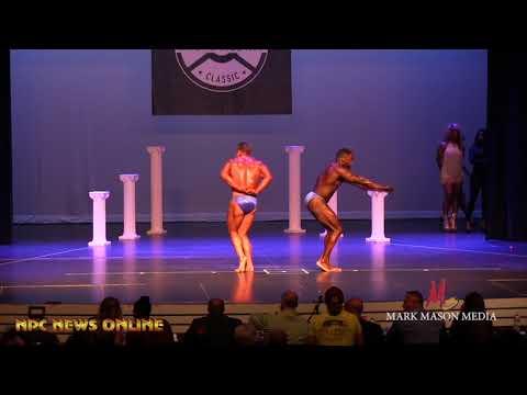 2018 NPC Rocket City Bodybuilding Overall Video