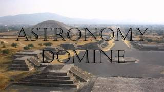 Pink Floyd - Live México 1994 ( PART 1 ) Astronomy Domine and Learning to FLy