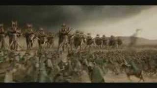 Apokalyptischen Reiter in LOTR!