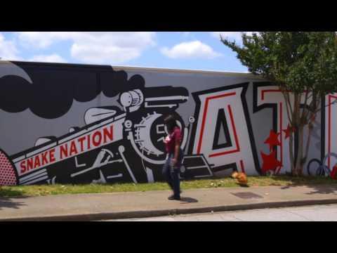 Barrios de Atlanta, Georgia: Downtown Atlanta