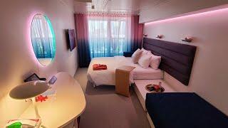 Virgin Voyages Balcony Cabin 14046Z on Scarlet Lady