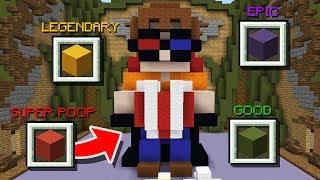 Minecraft: BUILD BATTLE, MAS EU SÓ POSSO DAR NOTAS ALEATÓRIAS! (BUILD BATTLE)