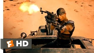 Mad Max: Fury Road - Motorcycle Gang Attack Scene (4/10)   Movieclips streaming