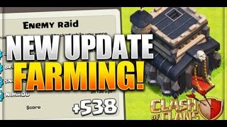 Th9 Farming Base 2016 Anti Giant+Anti Hog+Anti Dragon+Anti 2 Star+Anti Lavaloon