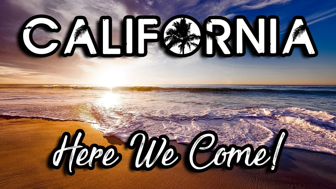 california here we come from san francisco to san diego youtube. Black Bedroom Furniture Sets. Home Design Ideas