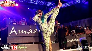 2014 DJ Norie Anything Goes Live Labor Day Highlights - Spice, Tessanne Chin, Beenie Man (Official)