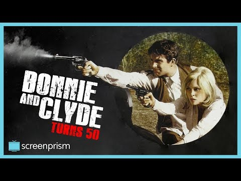 Bonnie and Clyde: Sexy, Bloody, and Sticking It To The Man
