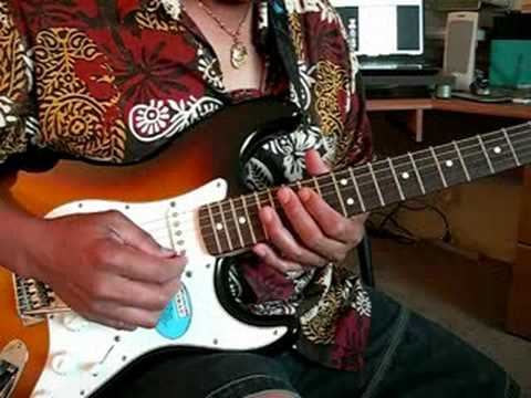 Hello - Lionel Richie (Guitar version by Rudy Dela Vega)