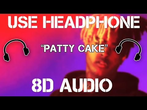 Xxxtentacion - Patty Cake (8D AUDIO)