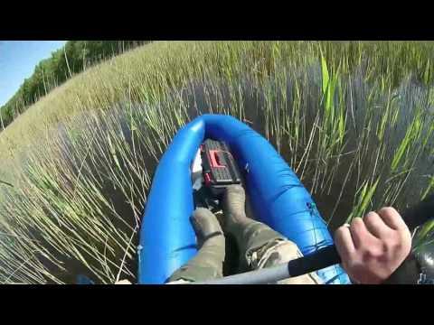 Выбор лёгкой лодки для рыбалки