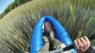видео Как выбрать надувную лодку для рыбалки