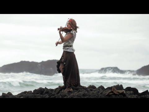 He's a Pirate (Pirates of the Caribbean Theme) Violin - Taylor Davis
