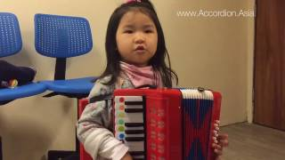 Colour Accordion Method - Early Childhood Development - 香港手風琴音樂學院 Hong Kong Accordion School of Mus