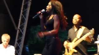 Heather Small - One Night In Heaven - Cambridge Big Weekend 2015