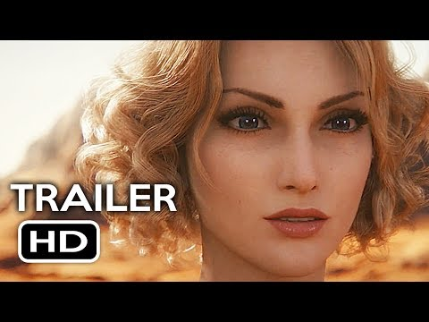 Thumbnail: Starship Troopers: Traitor of Mars Official Trailer #2 (2017) Casper Van Dien Animated Movie HD