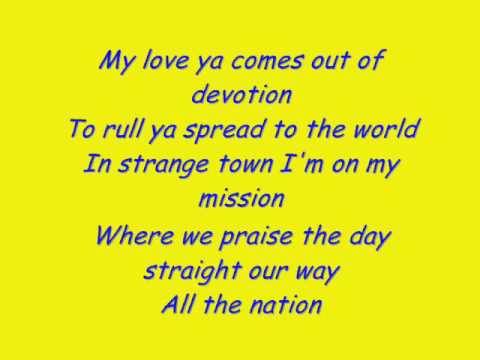 RIO  Shine on with lyrics