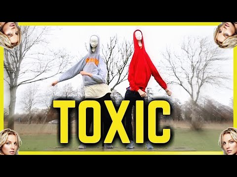 MANNEQUIN DANCE 'Toxic - Britney Spears'
