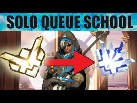 The DIFFERENCE Between GM And Top 500 | Solo Queue School #8