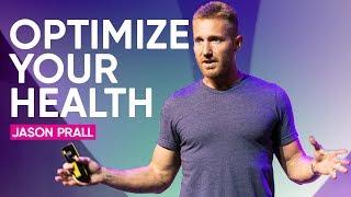 Optimising Human Health in the 21st Century | Jason Prall