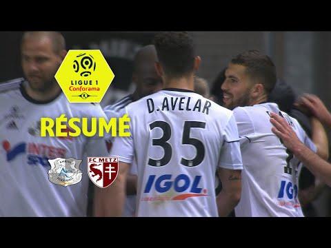 Amiens SC - FC Metz ( 2-0 ) - Résumé - (ASC - FCM) / 2017-18