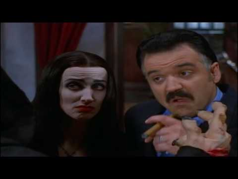 Новая семейка Аддамс\\Сезон 1, Серия 65\\Death Visits the Addams Family HD