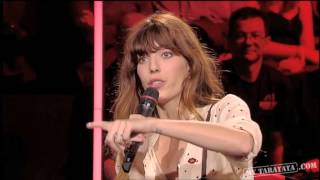 Lou Doillon - Interview Part 1 (TARATATA Oct. 2012)