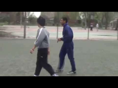 Teaching the art of defending Beijing Sport University