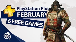 Playstation Plus (ps ) February 2019