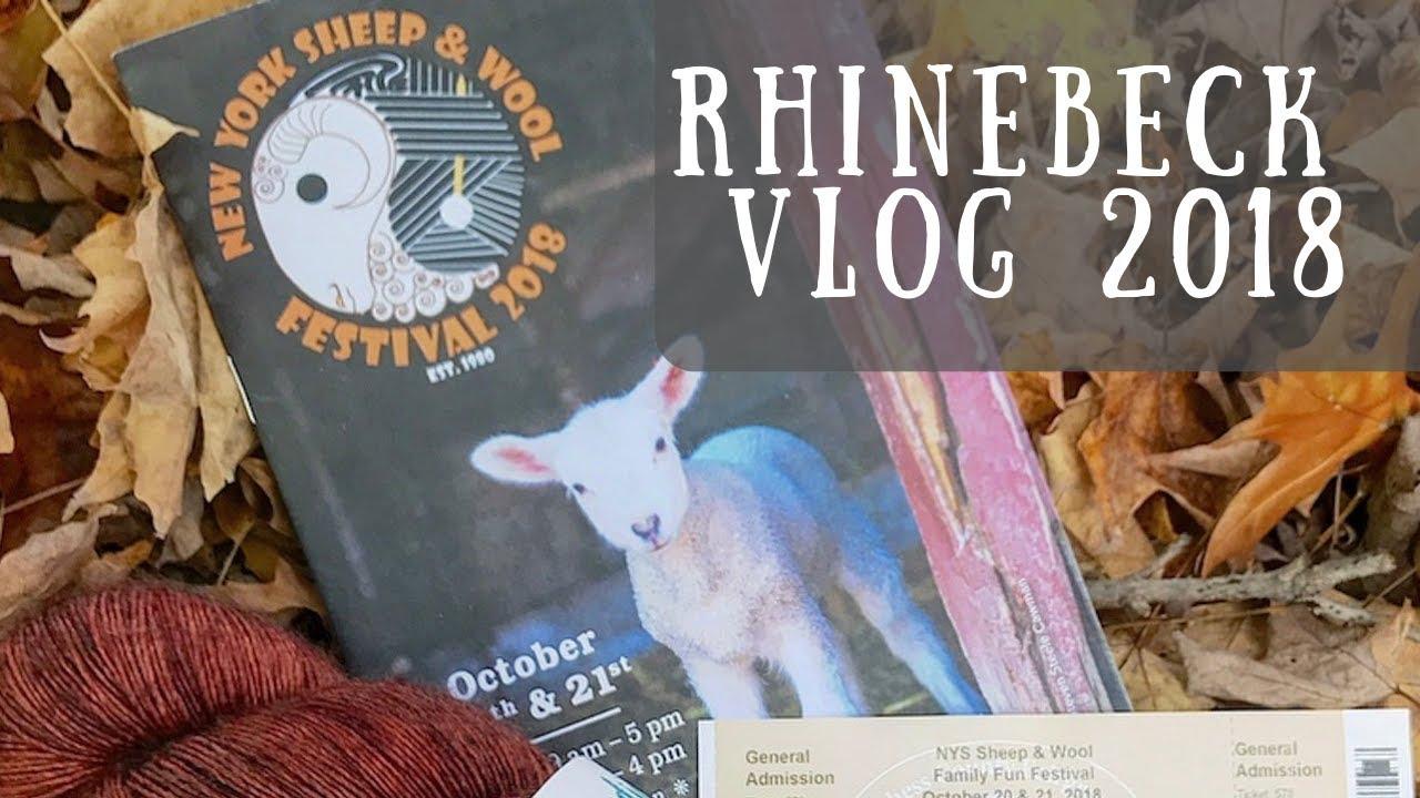 Rhinebeck Vlog 2018