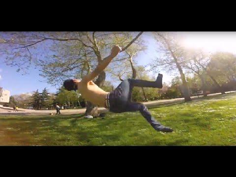 "Kris Flips - Tricking Sampler - Team ""Venture"""