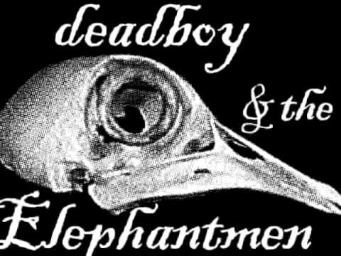 Deadboy And The ElephantMen Evil Friend