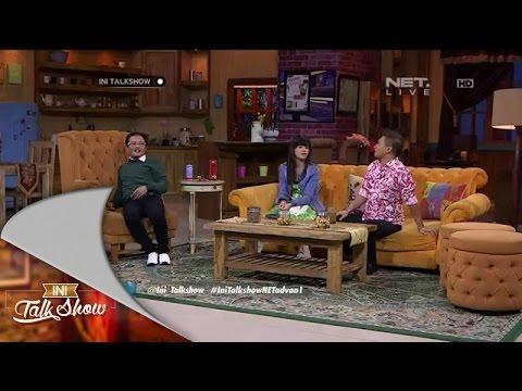 Ini Talk Show Penjahit 19 September 2014 Part 1/4 - DJ Una, Malih dan Dimas Andrean