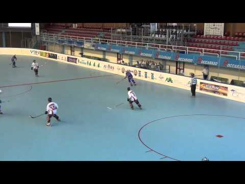 Roller Hockey : France - Suisse
