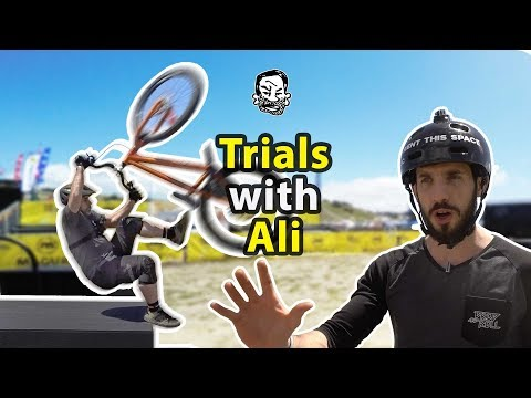Learning MTB Trials with Ali Clarkson