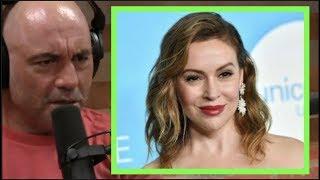 Joe Rogan on Alyssa Milano's Sex Strike