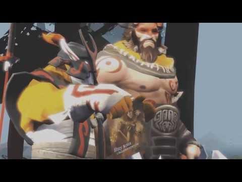 видео: dota 2:Мультфильм