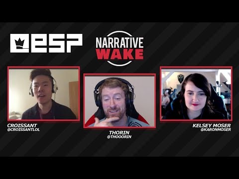 Narrative Wake Episode 33: Best NA Jungler of All-Time (feat. Croissant)