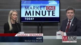 John McCoach, President of the TSX Venture Exchange Inc., interviewed on Market One Minute