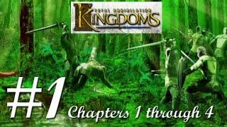 Total Annihilation Kingdoms #1 Chapters 1-4