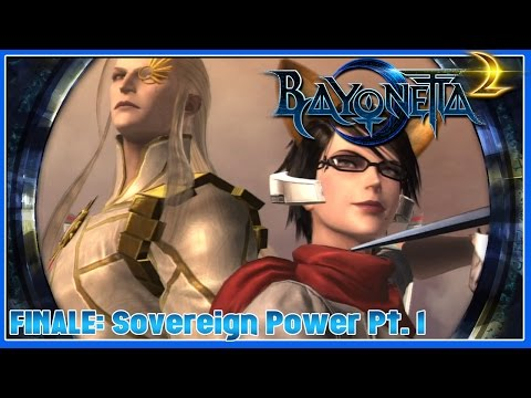 Bayonetta 2 - Finale: Sovereign Power Pt. 1