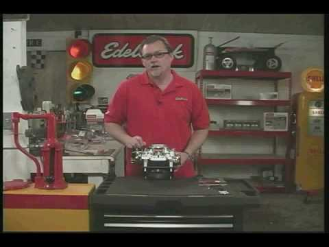 Edelbrock Carburetor Installation and Troubleshooting Part 1 - Before You Start